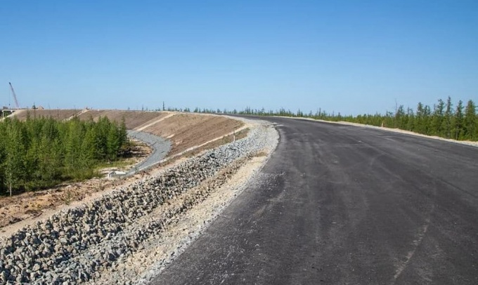 Дорога Надым — Салехард станет комфортнее и безопаснее ещё на 10 км