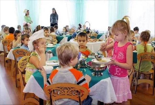 Конкурс на лучшую организацию питания в детском саду